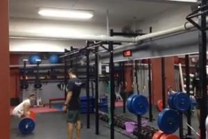 El box MKO CrossFit Punta Carretas inauguró en Montevido Uruguay