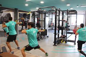 Synergym inaugura en mayo su cuarto gimnasio en Málaga España.