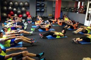 La cadena de gimnasios low cost fitness19 apuesta por las for Cadena gimnasios