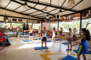 La marca Mir Fitness inauguró un gimnasio propio en Ingeniero Maschwitz.
