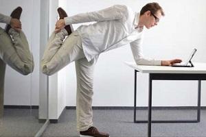 Presentan una guía para luchar contra el sedentarismo laboral