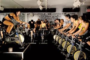 Los estudios de cicilismo indoor SoulCycle se preparan para cotizar en bolsa