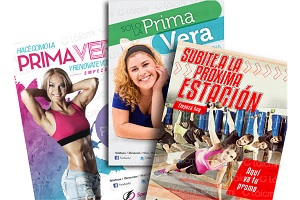 Láicmi desembarca en España con sus piezas de marketing para gimnasios