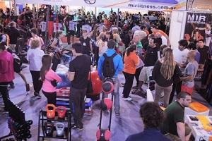 Llega a Córdoba el mayor encuentro de la industria de gimnasios de Argentina