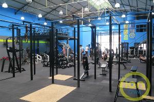 El centro de entrenamiento Ion Gym abrió en Almagro