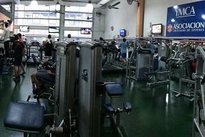 YMCA reequipó su gimnasio con Cybex