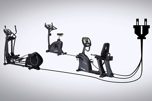 Eco Powr, la línea de equipamientos autosustentable