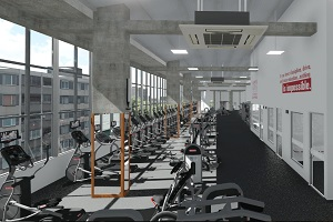 Spinning Center Gym suma 3 sedes en Colombia
