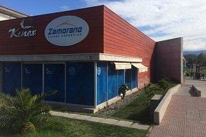 Ciudad Deportiva Zamorano estrena academia de gimnasia en Chile