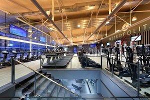Metropolitan invierte 5 M de euros en su último gimnasio