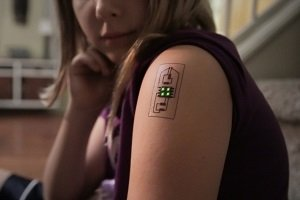 Tatuajes electrónicos, lo último en wearables de monitoreo