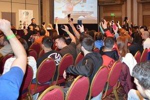 """ENADE Uruguay organizó la Convención """"Camino a Río 2016"""""""