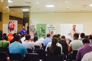 Perú se capacitó junto a Mercado Fitness y GestiónFit