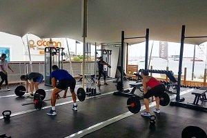 Lanzan Beach Box Gym en Ibiza