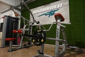 El gimnasio Discobolo Fit se renovó en Córdoba