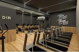 DiR propone un nuevo concepto de gimnasio