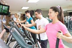 El 37 por ciento de los clientes que abandonan se inscribe en otro gimnasio