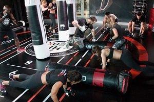 Entrenamiento de alta intensidad con Human Body Exercise