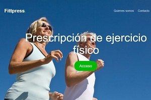 Los médicos prescriben ejercicio con FITTPRESS