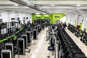 Nuevo QUO Fitness fue equipado por Bodytone