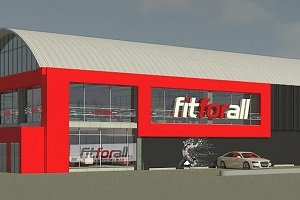 Segundo gimnasio de Fit For All en Colombia