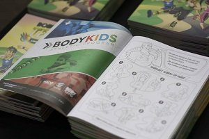 Body Shop Athletic Club lanza libro infantil