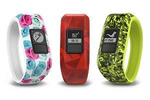 Garmin desarrolló pulsera de fitness para niños