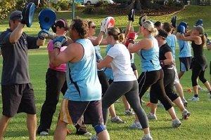 Primer Maratón de Fitness en México