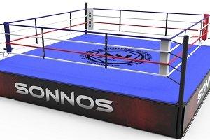 Sonnos lanzó nuevo ring de boxeo y jaula de MMA para clubes y gimnasios