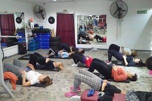 Ampliacion del gimnasio Gym Ser de Berazategui