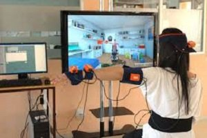 La realidad virtual fomenta actividad física en pacientes dializados