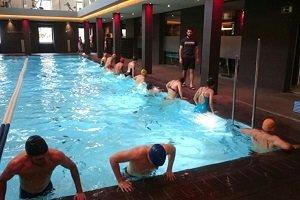 Llega Cross-Met Swim, entrenamiento de alta intensidad en el agua