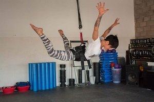 Pilates Contemporáneo ofrece formación en Bungee Dance