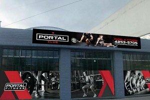 Inauguró en Quilmes el gimnasio Portal Fitness