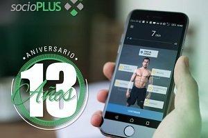 SocioPLUS® lanza nueva app personalizada para gimnasios en Mercado Fitness País