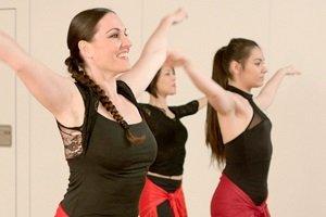 Be Up de España presenta Olefit, fitness inspirado en el flamenco