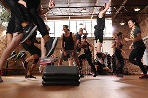 El HIIT encabeza la lista de tendencias fitness para 2018