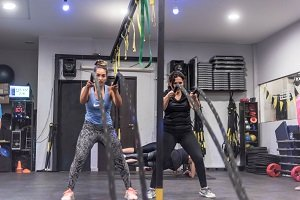 El gimnasio Massfit de Mendoza ofrece programas para bajar el porcentaje graso