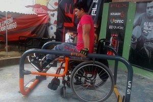 En Colombia funciona Flex, gimnasio para personas con discapacidad