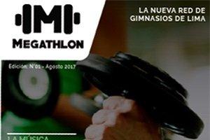 Megathlon es la nueva red de gimnasios de Lima