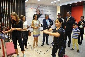 Personal20 abre estudio de Electro Fitness en Abu Dhabi