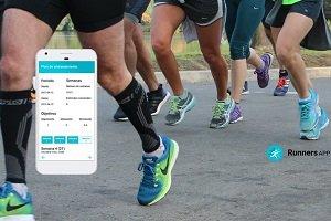 Se lanzó RunnersApp para grupos de corredores