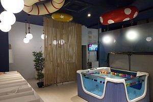 Se presentó la franquicia de spa para bebés Splash Baby Spa