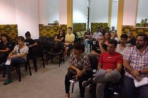 Gimnasios de Paraná debatieron sobre la normativa de habilitación
