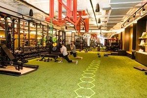 WeWork abre gimnasio en espacios de oficinas