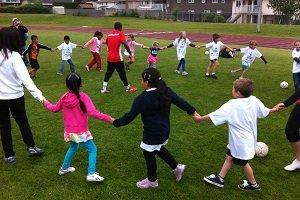 En Chile proponen 60 minutos diarios de actividad física en colegios