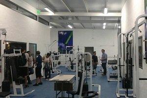 La Universidad de Cuyo estrena gimnasio