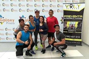 Se viene la apertura de Volt Fitness en Perú