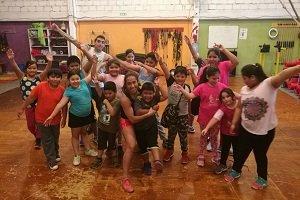 El gimnasio Crop de Salta ofrece un programa para niños con sobrepeso