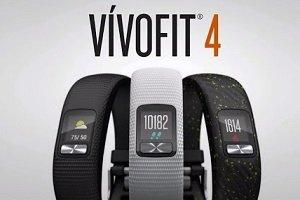 Garmin presentó su pulsera deportiva Vívofit 4